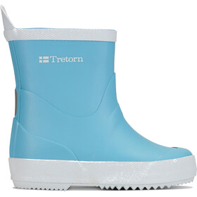 Tretorn Kids Wings Rubber Boots Light Blue